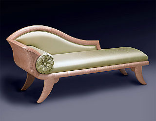 Satin-fainting-couch