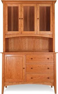 Natural-Cherry-Dining-Cabinet