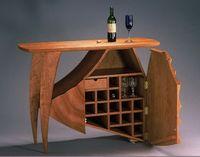 Custom-wine-cabinet