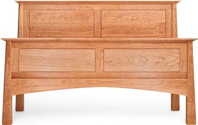 Natural Cherry Wood Furniture What Color Is It Really Vermont Woods Studios Eco Blog