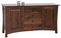Walnut-sideboard