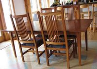 Vermont Shaker Dining Table