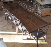 Walnut-slab-table-chairs