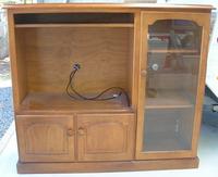 Media-center-console