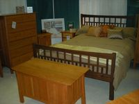 Craftsman-bed