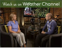 Vermont Eco Furniture Featured Nationally on The Weather Channel