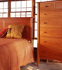 Vermont Handmade Shaker Bedroom Furniture