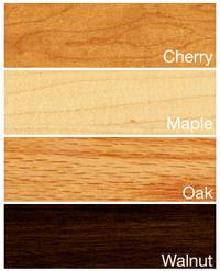 Hardwood-cherry