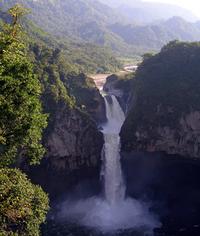Ecuador-san-rafael-falls