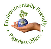 Eco-friendly-paperless