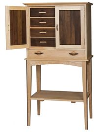 Custom-maple-cabinets
