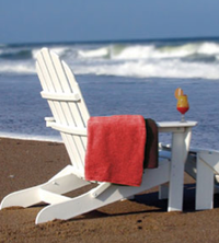 Beach-furniture