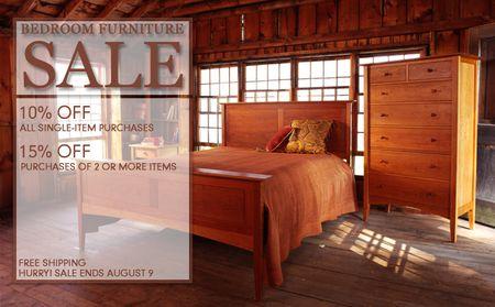 Handmade Bedroom Furniture Splash
