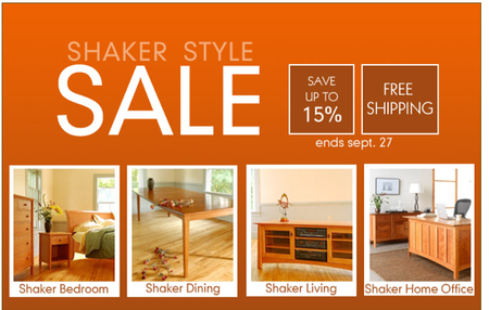 Shaker-furniture-sale