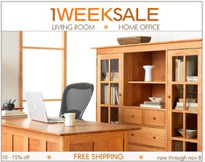 Home Office Furniture and Living Room Furniture Sale