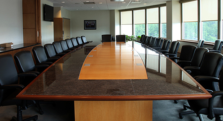 Boardroom-conference-table