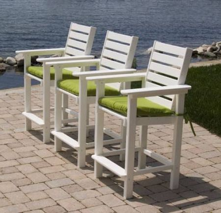 Spring Ahead with All Weather Recycled Plastic Outdoor Furniture