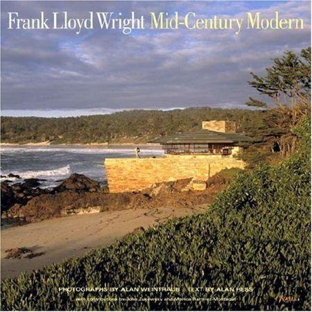 Frank-Lloyd-Wright-mid-century-modern