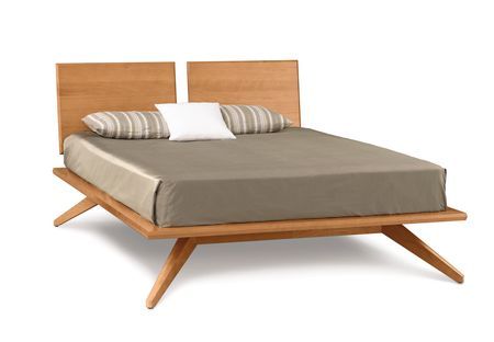 Mid Century Bed Pin It Quick View Chandler Upholstered Platform