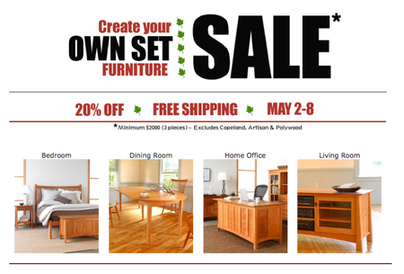 Furniture-sale-american-vt