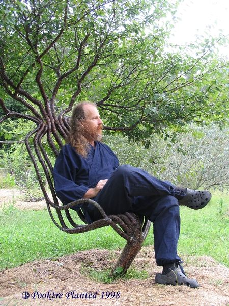 Living Chair by Peter Cook of Pooktre