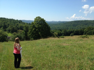 Loryn and Vermont Hill Tops