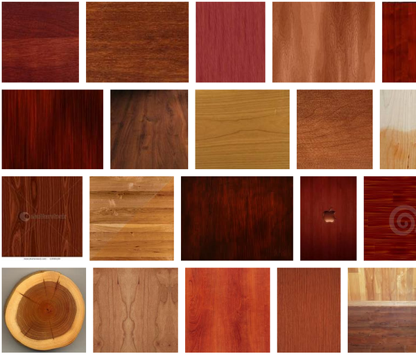 Cherry Wood Will The Real Color Please