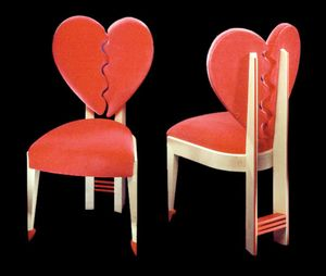 Heart-Chairs