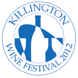 Killington Wine Festival Logo 2012