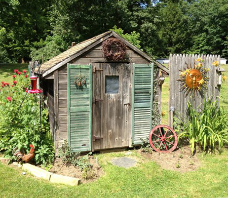 Garden Sheds Vermont do you know where your home furnishings come from? - vermont woods
