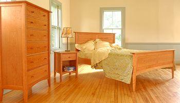 Shaker-bedroom-furniture-set